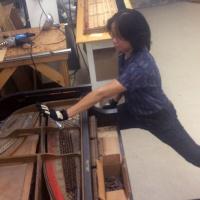 Taiko Stance Piano