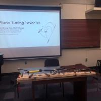 Piano Tuning Lever Presentation